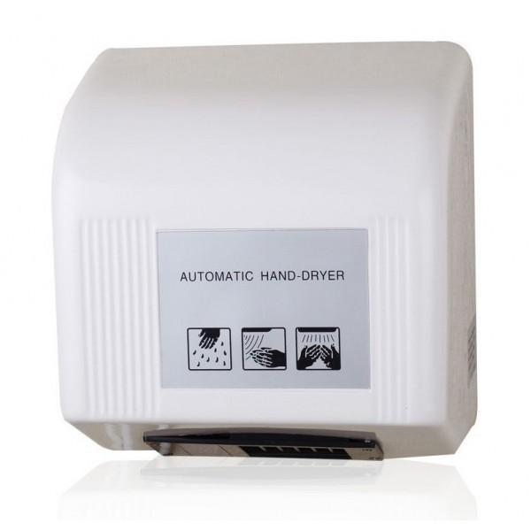 ssiimm seche mains blanc automatique 1800w infrarouge - دست خشک کن برقی بهتر است یا دستمال کاغذی؟