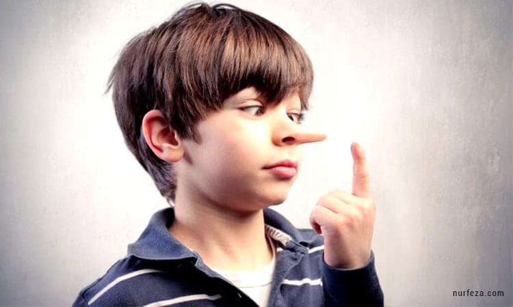 از کجا بفهمیم بچهها دروغ میگویند؟