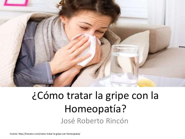 ssiimm cmo tratar la gripe con la homeopata 1 638 - درمان سرماخوردگی